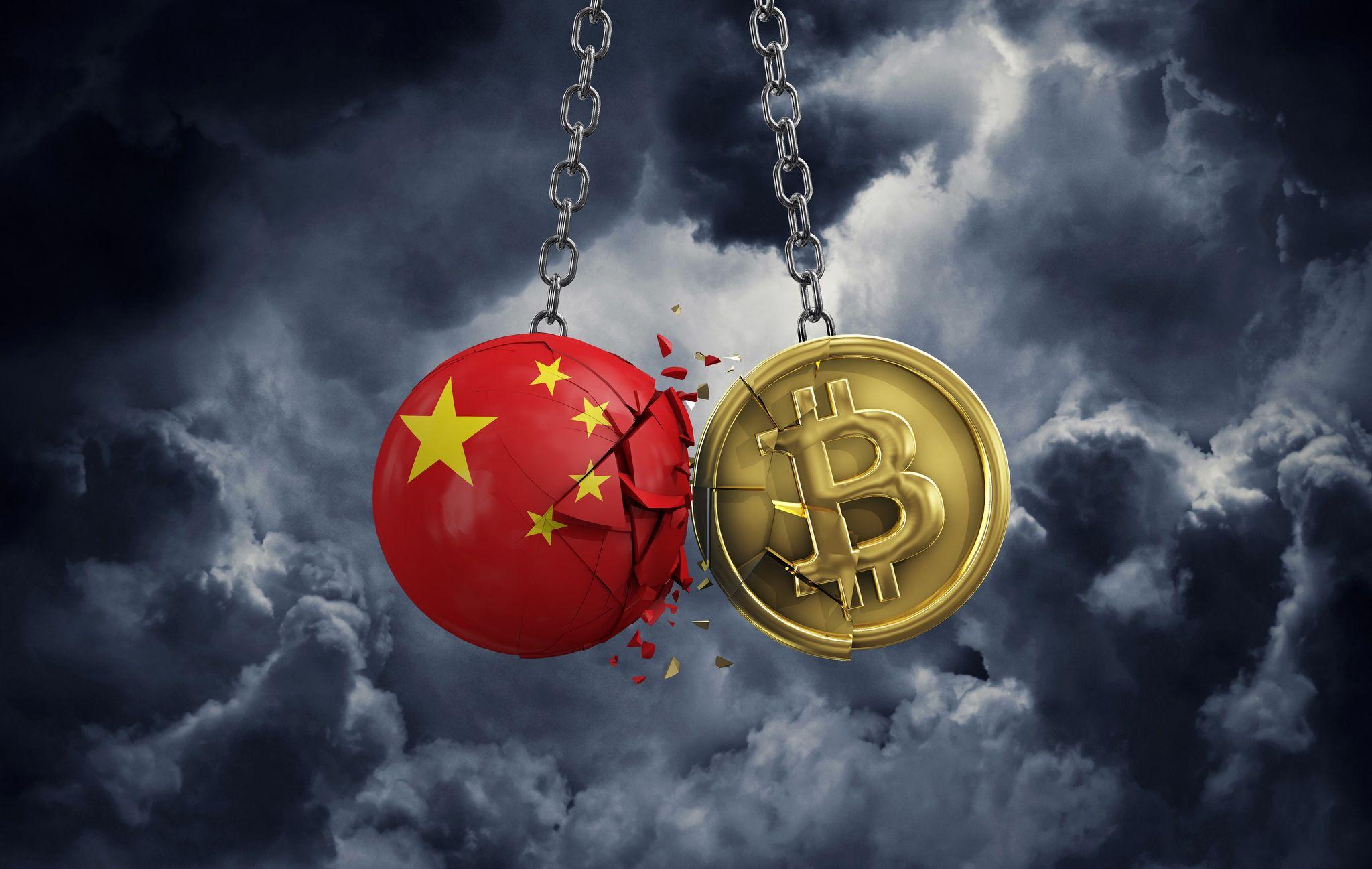 China dovedește că Bitcoin este de neoprit