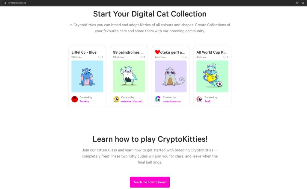 NFT: Pisicile provoacă din nou haos în rețeaua Ethereum - Mila Kunis strânge banii în 35 de minute
