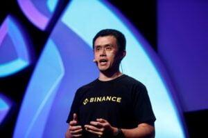 Changpeng Zhao, CEO-ul Binance   Reuters.com